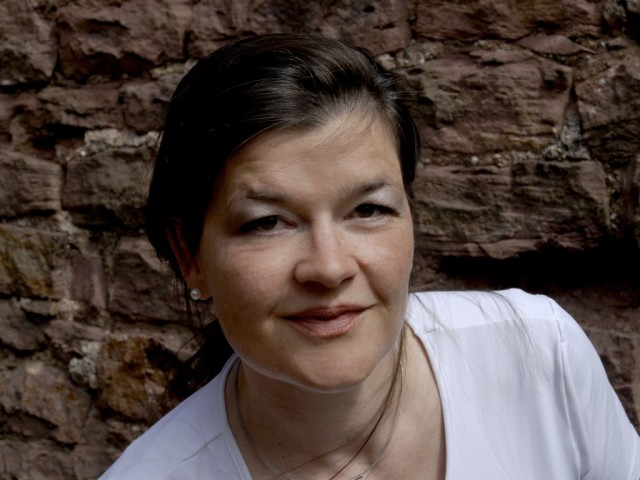 Die Autorin Petra Busch