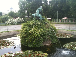 Schöner Brunnen