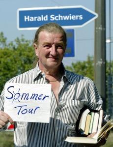 Kopfreisen auf Haralds Sommertour