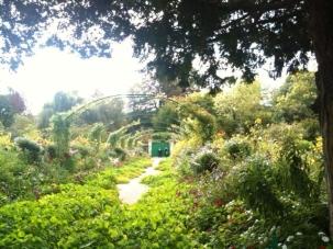 Monet-Garten