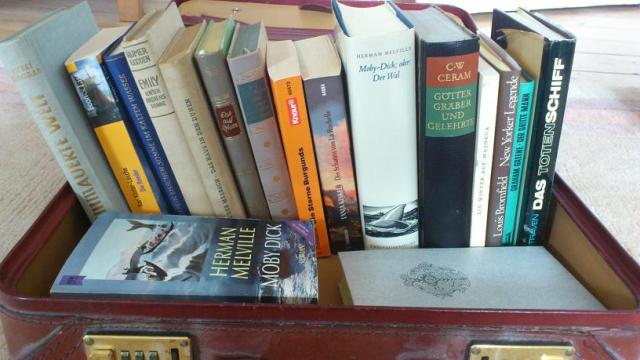 Leopolds Bücherkoffer