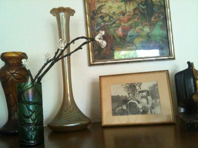 Besonders hübsch in schmalen Vasen, Foto: © Petra Gust-Kazakos
