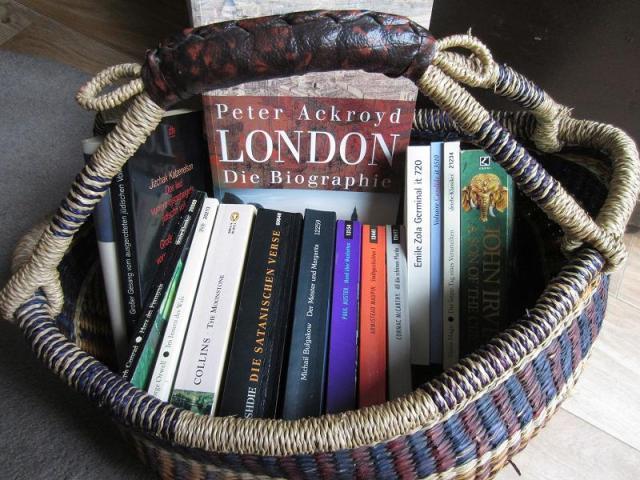 Der Bücherkorb von Danares
