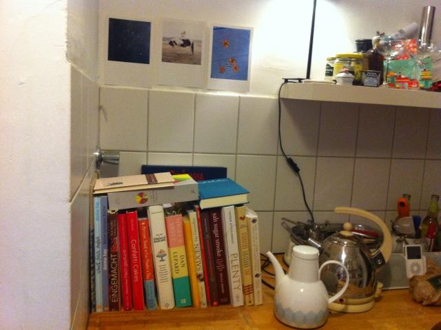 Shelfie nr 18 von sabine kray philea 39 s blog - Kaffeeflecken wand ...