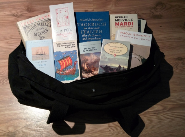 DocTottes Büchertasche