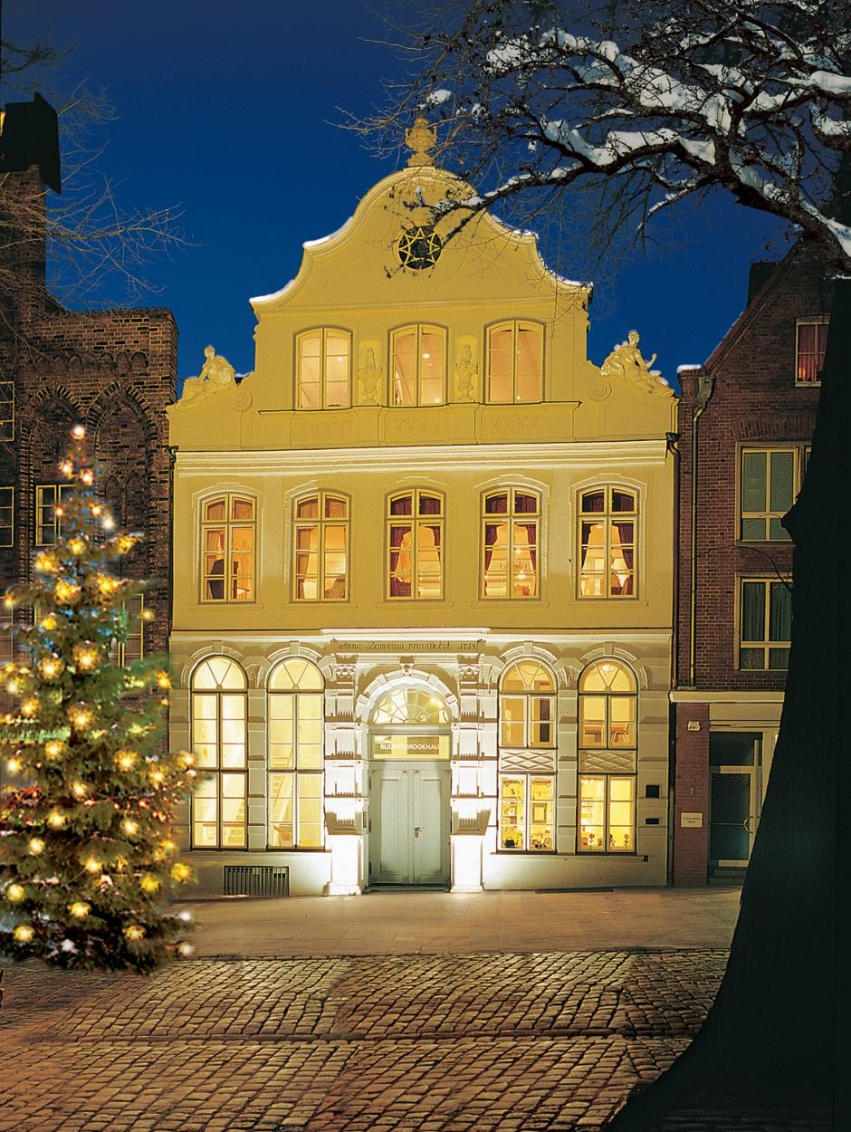 Buddenbrookhaus, Lübeck, © Die LÜBECKER MUSEEN